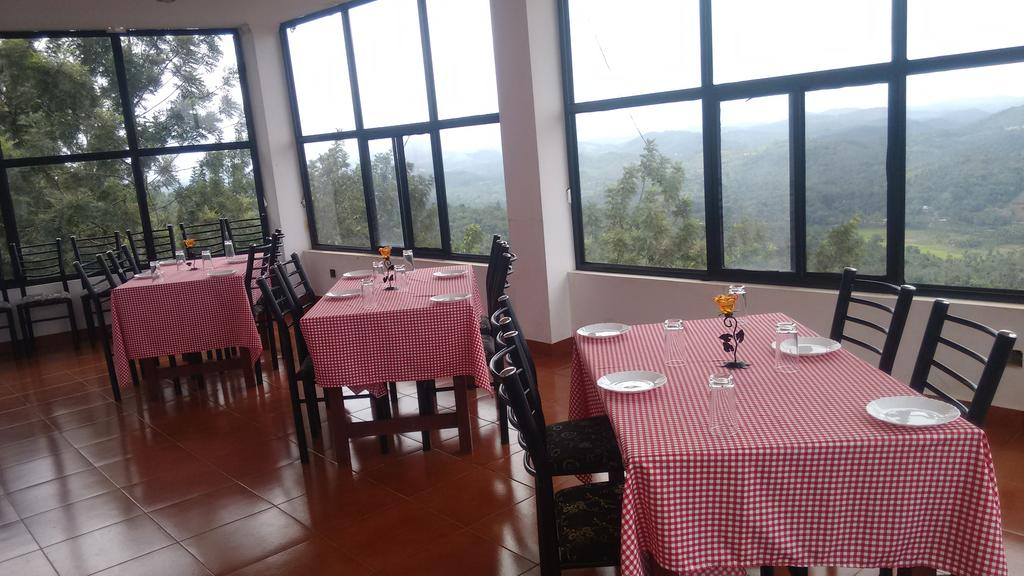 Misty Haven Resort Wayanad Restaurant