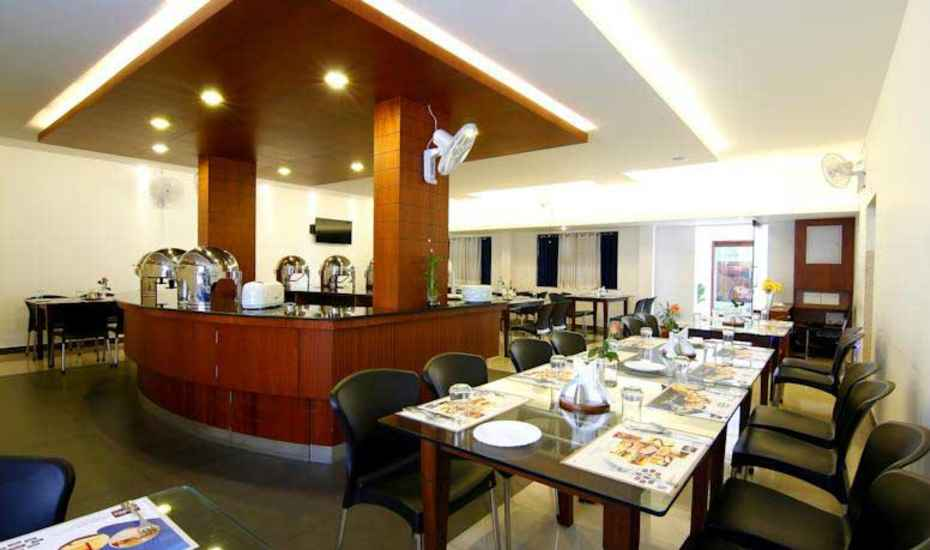 Great Jubilee Hotel Wayanad Restaurant