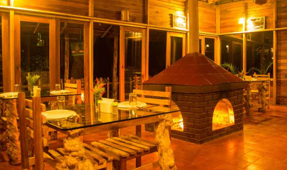 The Coffee County Resort Wayanad Restaurant