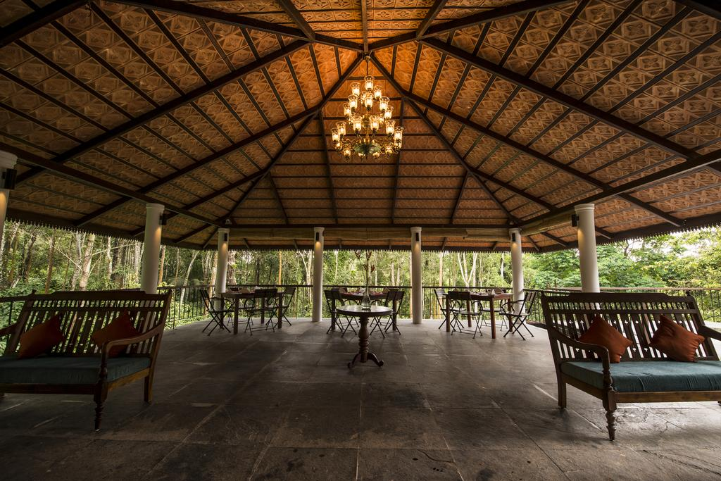 Pepper Trail Resort Wayanad Restaurant