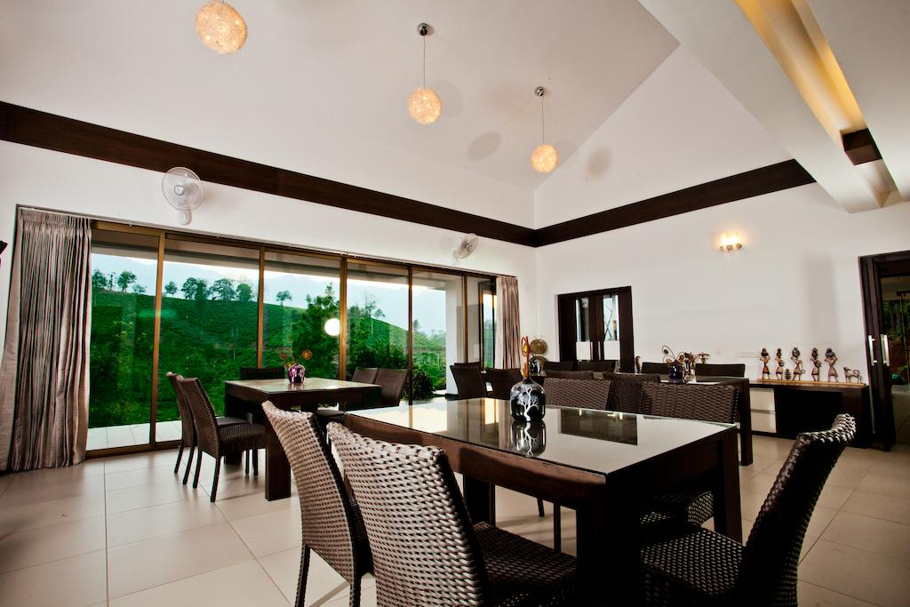 Chateau Wood Resort Wayanad Restaurant